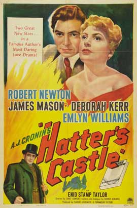 Hatter's Castle - 11 x 17 Movie Poster - Style A