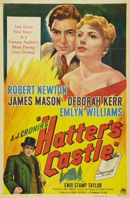 Hatter's Castle - 27 x 40 Movie Poster - Style A