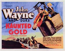 Haunted Gold - 11 x 14 Movie Poster - Style A