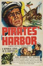 Haunted Harbor - 11 x 17 Movie Poster - Style D