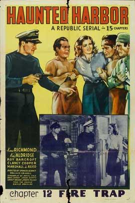 Haunted Harbor - 27 x 40 Movie Poster - Style C