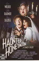Haunted Honeymoon - 11 x 17 Movie Poster - Style A