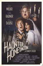 Haunted Honeymoon - 27 x 40 Movie Poster - Style A