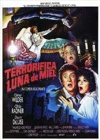 Haunted Honeymoon - 43 x 62 Movie Poster - Spanish Style A