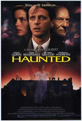 Haunted - 11 x 17 Movie Poster - Style A