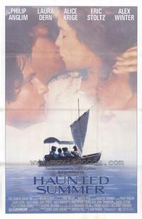 Haunted Summer - 43 x 62 Movie Poster - Bus Shelter Style A