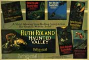 Haunted Valley - 11 x 17 Movie Poster - Style A