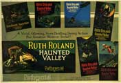 Haunted Valley - 43 x 62 Movie Poster - Bus Shelter Style A