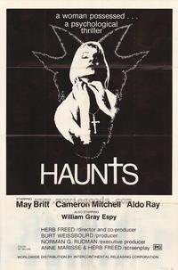 Haunts - 27 x 40 Movie Poster - Style A