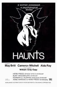 Haunts - 11 x 17 Movie Poster - Style A