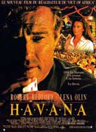 Havana - 11 x 17 Movie Poster - French Style A