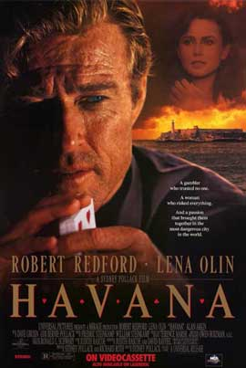 Havana - 11 x 17 Movie Poster - Style A
