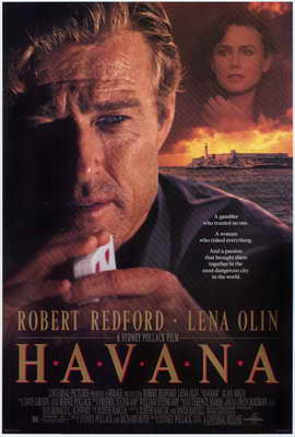 Havana - 27 x 40 Movie Poster - Style A