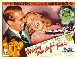 Having Wonderful Time - 11 x 17 Movie Poster - Style A
