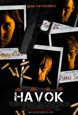 Havok - 11 x 17 Movie Poster - Style A