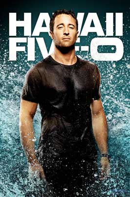Hawaii Five-0 - 11 x 17 TV Poster - Style D