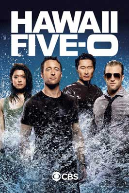 Hawaii Five-0 - 11 x 17 TV Poster - Style E