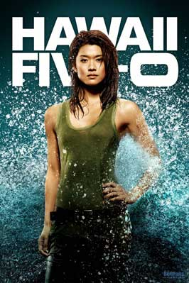 Hawaii Five-0 - 11 x 17 TV Poster - Style F