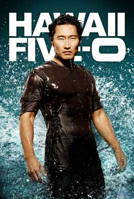 Hawaii Five-0 - 11 x 17 TV Poster - Style G
