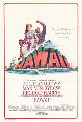 Hawaii - 27 x 40 Movie Poster - Style B