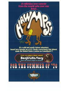 Hawmps! - 27 x 40 Movie Poster - Style B