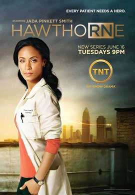 Hawthorne (TV) - 11 x 17 TV Poster - Style A