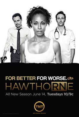Hawthorne (TV) - 11 x 17 TV Poster - Style C
