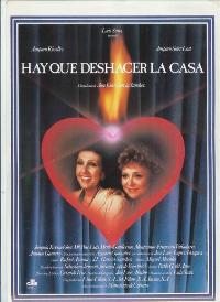 Hay que deshacer la casa - 27 x 40 Movie Poster - Spanish Style A