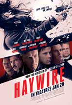 Haywire - 27 x 40 Movie Poster - Style C