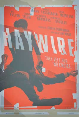 Haywire - 27 x 40 Movie Poster - Style A