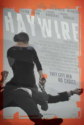 Haywire - 27 x 40 Movie Poster - Style B