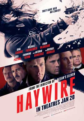 Haywire - 11 x 17 Movie Poster - Style C