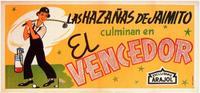 Hazanas de Jaimito, Las - 11 x 17 Movie Poster - Spanish Style A