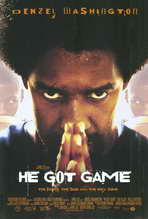He Got Game - 27 x 40 Movie Poster - Style A