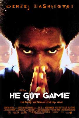 He Got Game - 11 x 17 Movie Poster - Style A