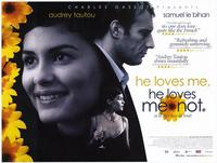He Loves Me, He Loves Me Not - 30 x 40 Movie Poster - Style A
