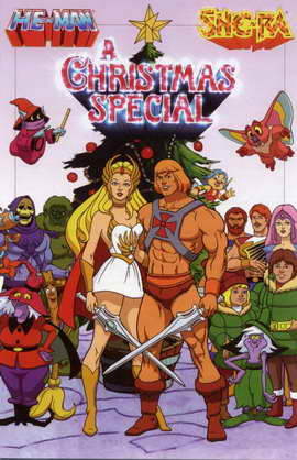 He-Man and She-Ra: A Christmas Special - 27 x 40 Movie Poster - Style A