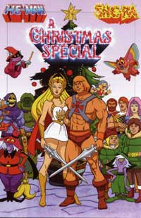 He-Man and She-Ra: A Christmas Special - 43 x 62 Movie Poster - Bus Shelter Style A