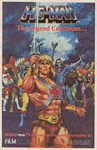 He-Man and the Masters of the Universe (TV) - 11 x 17 Movie Poster - Style B