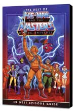 He-Man and the Masters of the Universe (TV) - 11 x 17 TV Poster - Style A - Museum Wrapped Canvas