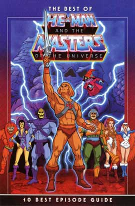 He-Man and the Masters of the Universe (TV) - 11 x 17 TV Poster - Style A
