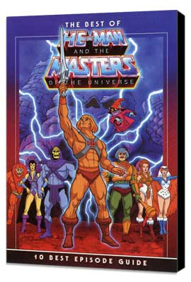 He-Man and the Masters of the Universe (TV) - 27 x 40 TV Poster - Style A - Museum Wrapped Canvas