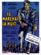 He Walked by Night - 11 x 17 Movie Poster - French Style A