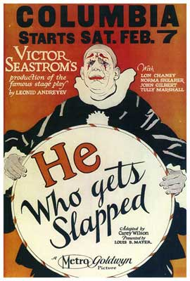 He Who Gets Slapped - 27 x 40 Movie Poster - Style A