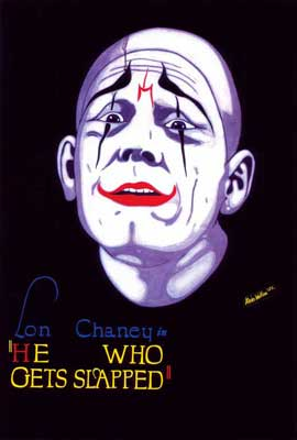 He Who Gets Slapped - 27 x 40 Movie Poster - Style B