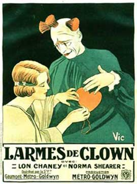 He Who Gets Slapped - 11 x 17 Movie Poster - French Style C