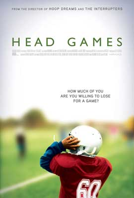 Head Games - 43 x 62 Movie Poster - Bus Shelter Style A