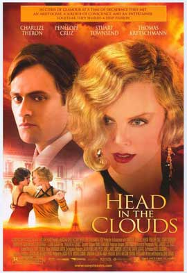 Head in the Clouds - 27 x 40 Movie Poster - Style A