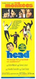 Head - 14 x 36 Movie Poster - Insert Style A