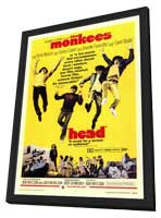 Head - 11 x 17 Movie Poster - Style A - in Deluxe Wood Frame
